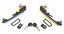 Door Handle Set With keys Mk1/2 Golf, Jetta, Scirocco, Caddy